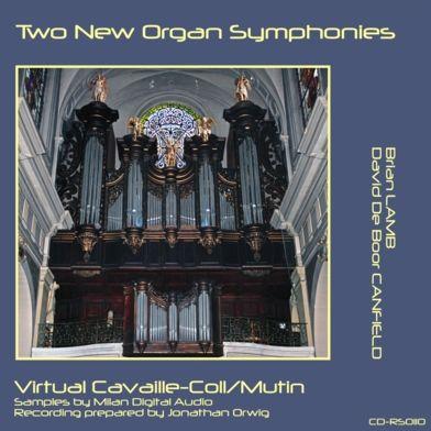2 New Organ Symphonies